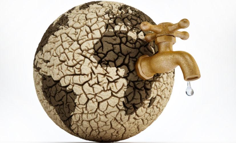 A escassez de água já é realidade em diversos lugares do mundo, causando diversos conflitos.