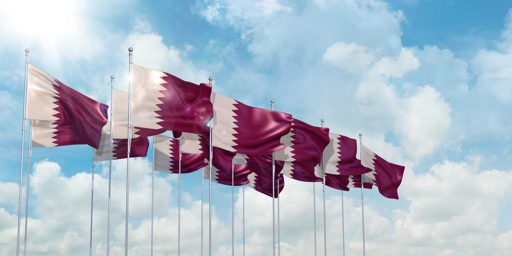 O Catar é um país localizado no continente asiático e é um dos mais ricos do mundo.