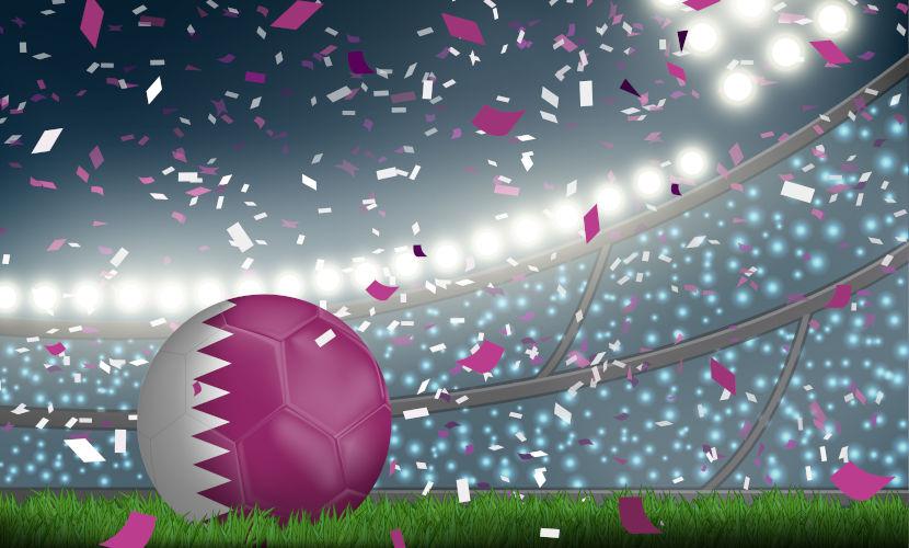 A Copa do Mundo será realizada no Catar em 2022.