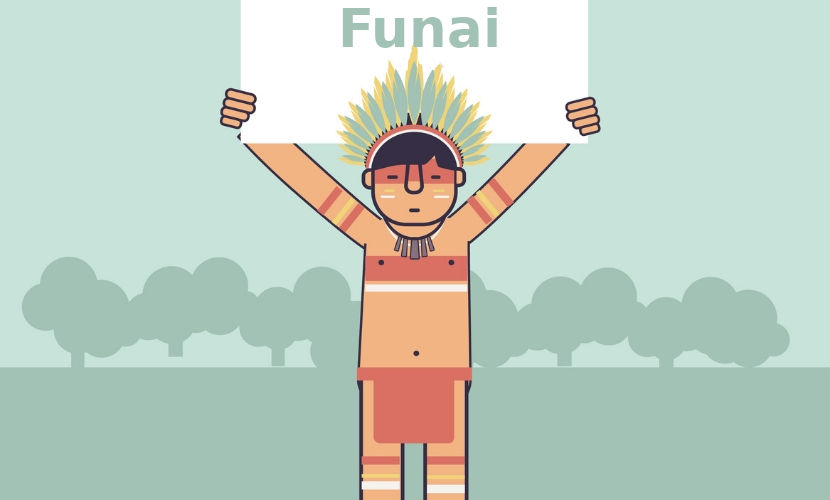 A Funai é o órgão responsável por promover e garantir os direitos dos povos indígenas no Brasil.