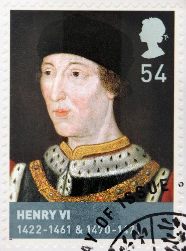 Henrique VI foi considerado um rei fraco e isso motivou Ricardo, duque de York, a ambicionar o trono inglês.*