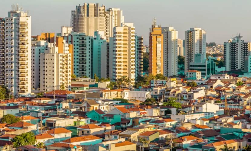 São Paulo é um grande exemplo de paisagem cultural.