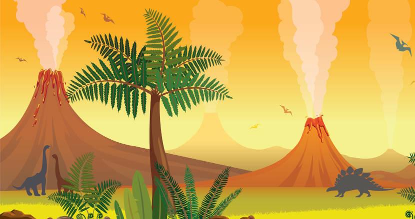 As erupções vulcânicas são fenômenos geológicos naturais que provocam temor na população.