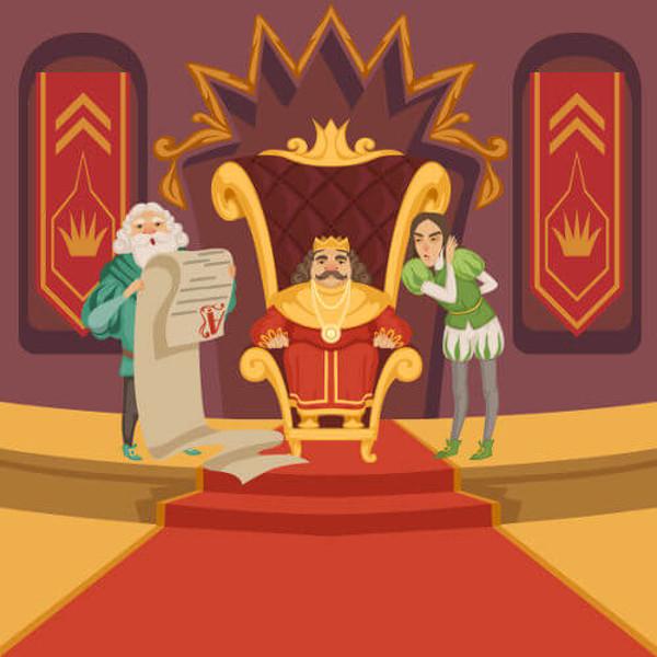 Na monarquia, o monarca é um dos representantes do poder. Seus poderes podem ser irrestritos ou limitados a depender do tipo de monarquia.