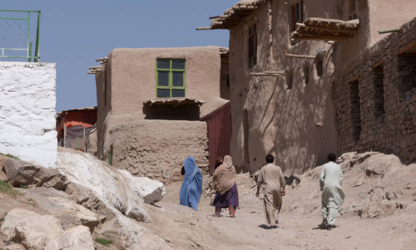 O Afeganistão é considerado um dos países mais pobres e perigosos do mundo.