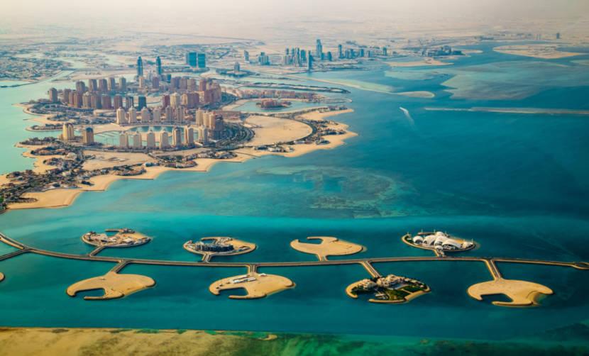 O Catar é o país mais rico do mundo, segundo a Forbes.