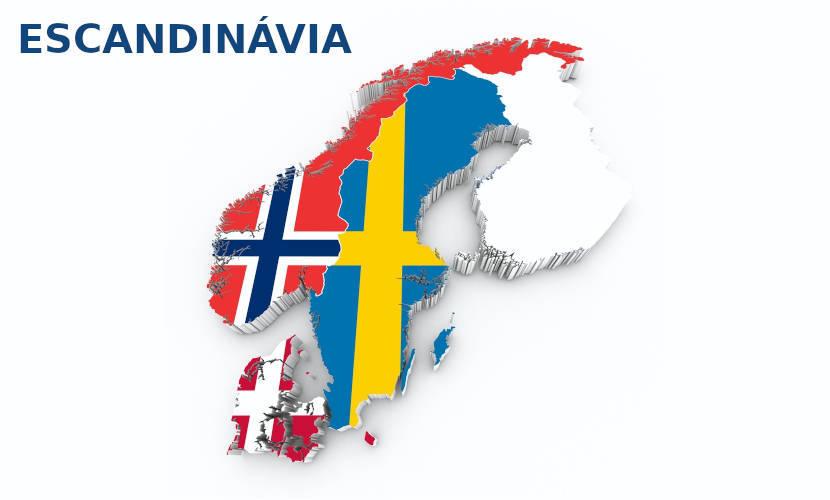 A Escandinávia é uma região que compreende a Península Escandinava, na Europa Setentrional.