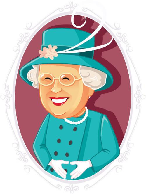 A Rainha Elizabeth II é a representante de uma das principais monarquias da atualidade: a monarquia inglesa. [1]