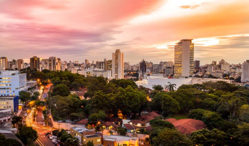 Belo Horizonte é uma das cidades com melhor qualidade de vida do Brasil.