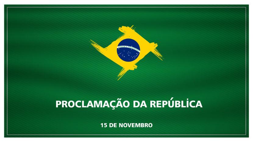 A última lei que determinou o 15 de novembro como feriado nacional foi decretada em 2002.