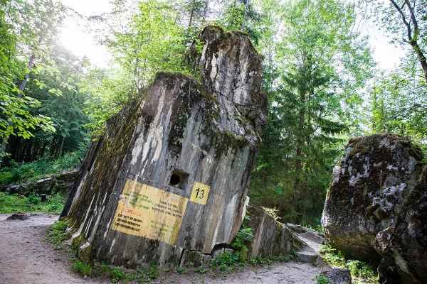 Durante os preparativos da Operação Valquíria, decidiu-se que o atentado contra Hitler aconteceu no quartel-general localizado na Prússia Oriental.[2]