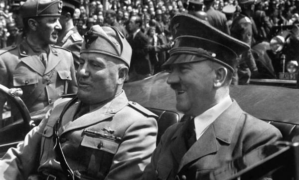 A crise econômica e política pós-Primeira Guerra contribuiu para o surgimento de regimes autoritários na Europa.[1]