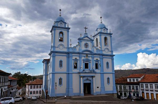 Em Diamantina, Chica da Silva conheceu João Fernandes e lá conquistou sua liberdade e enriqueceu.