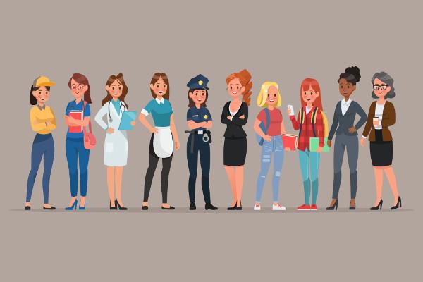 O Dia Internacional da Mulher surgiu em movimentos sociais por melhores condições de trabalho.