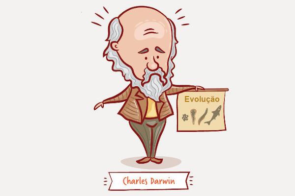 Darwin foi um importante naturalista e propôs ideias importantes sobre a seleção natural.