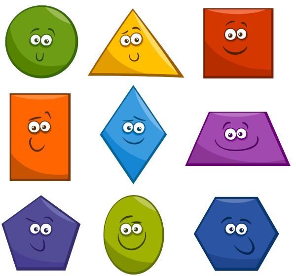 Formas geométricas   Ensino Fundamental I - Escola Kids