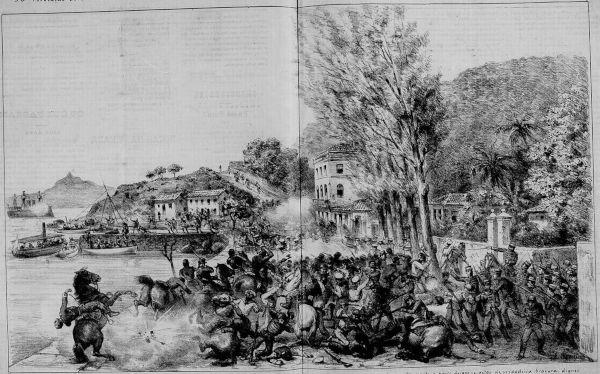 A Revolta da Armada foi uma revolta da Marinha brasileira contra o governo de Floriano Peixoto.[1]