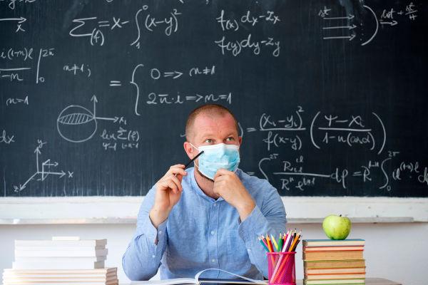 O Dia do Professor é celebrado no 15 de outubro.