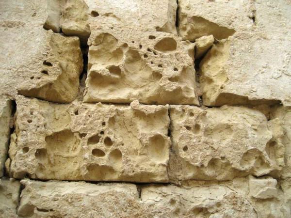 Corrosão de monumentos
