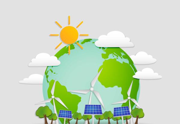Alcançar o desenvolvimento sustentável é uma das metas mundiais estabelecidas nas conferências ambientais.