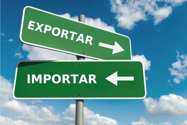Exportar ou importar apresentam tanto pontos positivos quanto pontos negativos. Tudo depende da natureza comercial, bem como dos países envolvidos.