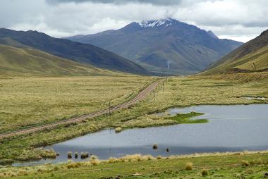 Paisagem típica do Bioma Pampa