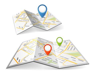 Os mapas ajudam-nos a conhecer melhor o espaço geográfico