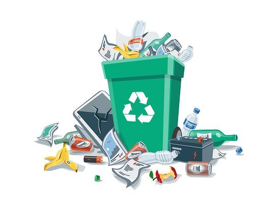O lixo pode causar várias doenças na população se não for descartado adequadamente