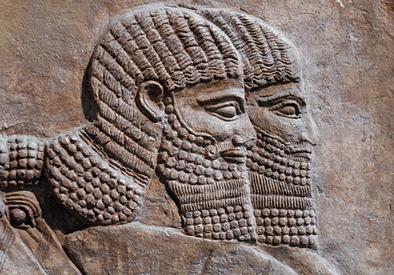 Resultado de imagem para crueldade assiria