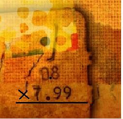 Multiplicação com decimais
