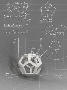 A Geometria Analítica relaciona elementos da Geometria Clássica a processos algébricos