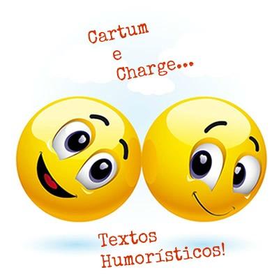 O cartum e a charge são considerados textos humorísticos