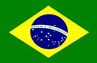 As cores da bandeira brasileira são magníficas