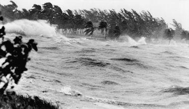 Afinal, como saber se um determinado lugar foi atingido por um tornado ou por um furacão?