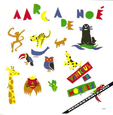 Lançado em 1980, o disco A Arca de Noé é a materialização de um sonho antigo de seu criador, o poeta Vinícius de Moraes