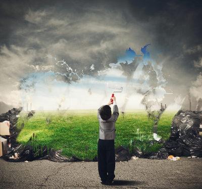 Para cuidar do meio ambiente, não existe idade!