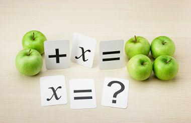 Equação: uma expressão algébrica com igualdade e um número desconhecido