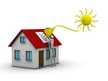 A energia solar ajuda a preservar o meio ambiente