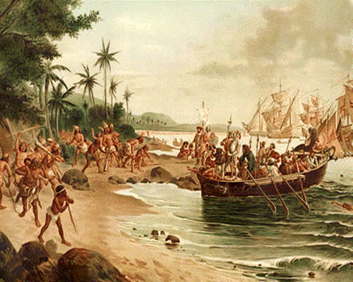 A colonização: uma das mais profundas marcas da história do Brasil