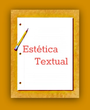 A estética textual se refere à forma como se apresentam as ideias abordadas em um enunciado comunicativo