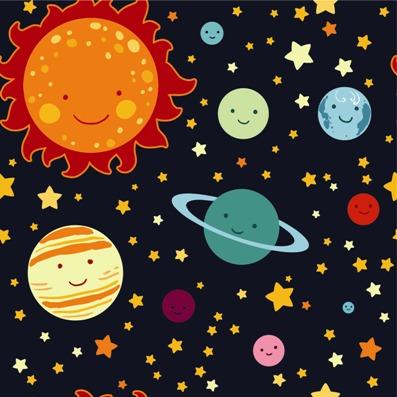 O Sistema Solar e os seus planetas
