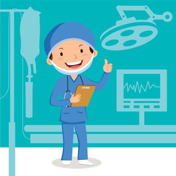Procedimentos cirúrgicos, na maioria das vezes, fazem uso de anestesia