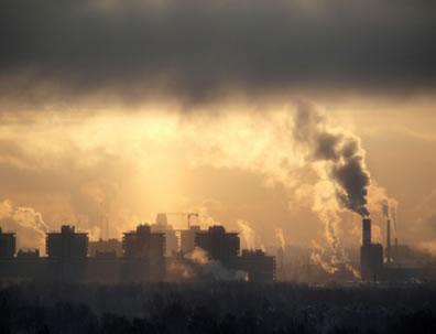 A poluição atmosférica é a causa de diversas doenças respiratórias