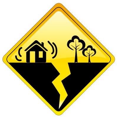 Os terremotos, em alguns casos, podem ser bastante perigosos e destrutivos