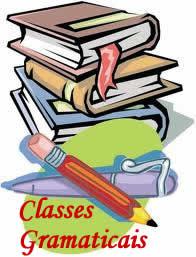 As classes gramaticais são constituídas por dez elementos