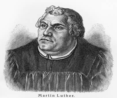 Martinho Lutero promoveu uma verdadeira revolução religiosa