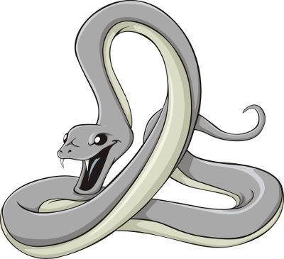 A mamba-negra é uma das serpentes mais mortíferas do planeta