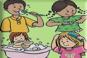 Higiene Do Corpo Escola Kids