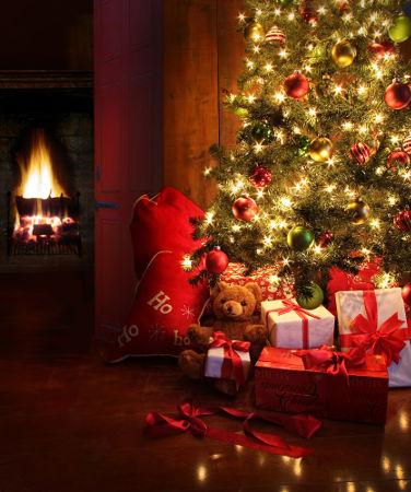 O dia de Natal celebra o nascimento de Jesus Cristo