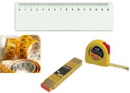 Instrumentos de medição de comprimento